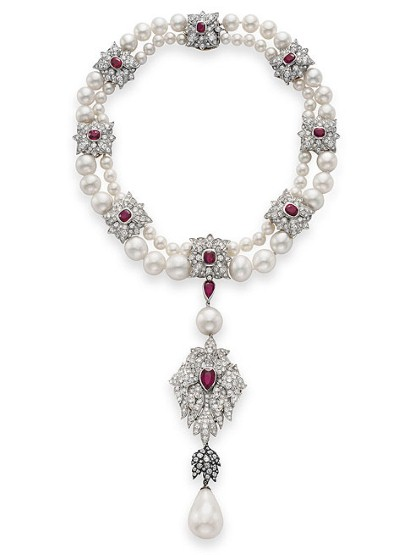 Elizabeth Taylor's record-breaking jewellery auction in