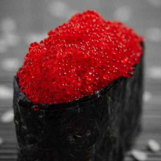Гункан Красный тобико