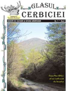 Book Cover: Glasul Cerbiciei nr. 1