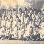 Corul din Voivodinț, 1938