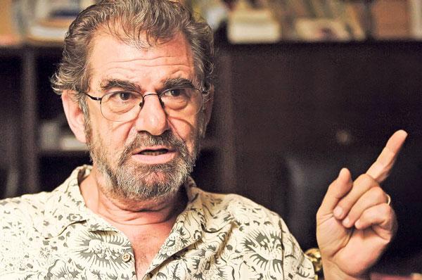 Actorul Florin Zamfirescu