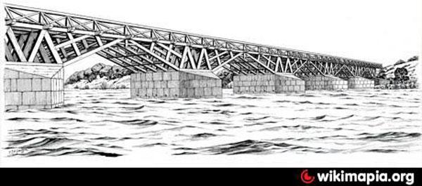 Podul construit de Constantin cel Mare la Sucidava