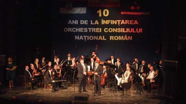 Foto 1: Daniel Petrovici și Nicu Ciobanu