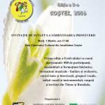Un Mărțișor pentru toți românii din Serbia