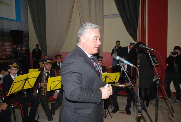 Dan Constantin, Consulul României la Vârșeț