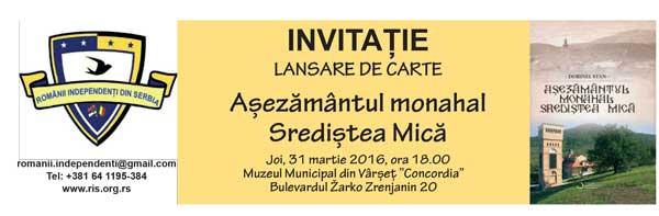 invitatie