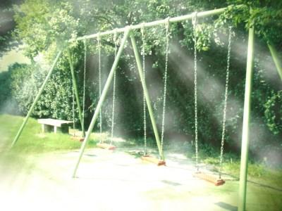 幼稚園 入園 園庭