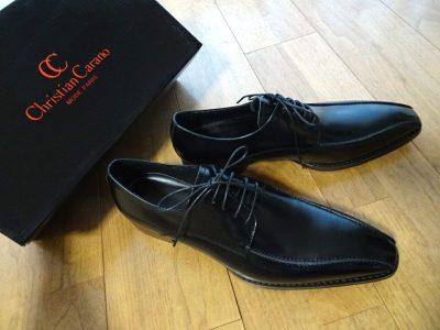 革靴 プレゼント 父の日 撥水