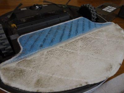 水拭きできるロボット掃除機 DEEBOT M88