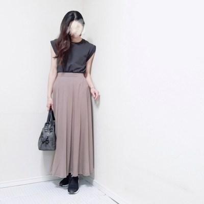 シトリンチャクラ myu 黒スニーカー hayni 30代ママファッション