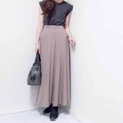 henana myu hayni 晩夏ファッション