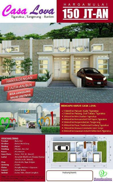 Casa Lova Tangerang