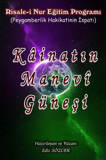 Kainatın Manevi Güneşi_frontcover