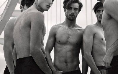 WESTERN CITY BOYS by Klara Morante (Risbel Magazine Issue 2)