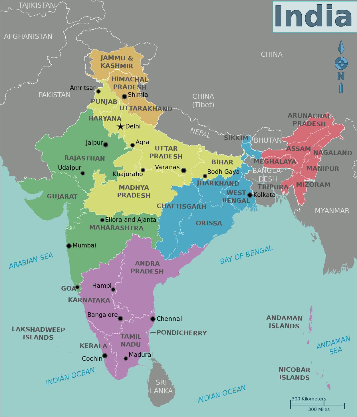 笑談印度這個奇怪的國家 | 盛嘉麟 – 奮 起