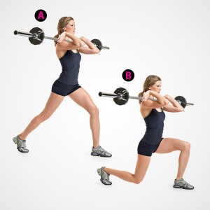squat lower body workout