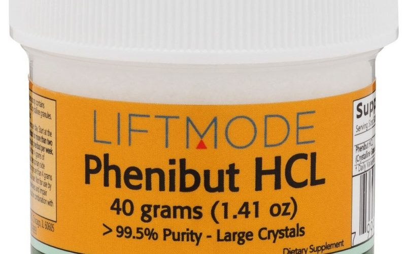 How Phenibut Can Help Boost Your Mood/Productivity