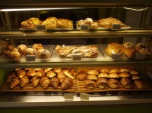 Pastries at Lou Cigalou Boulangerie