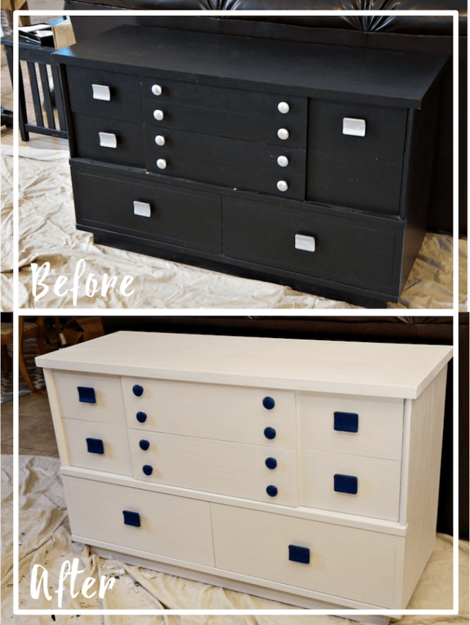 Dresser-Before-Adter