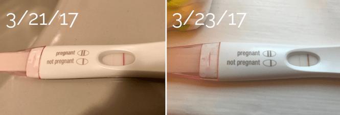 Pregnant - Pregnancy Tests