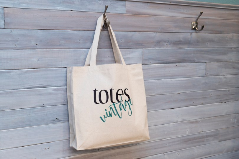Etsy Store Opening - Totes Vintage Bag