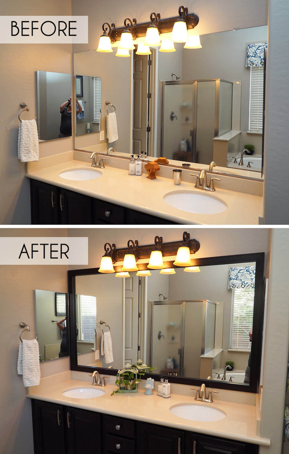 mirrorchic.com before and after