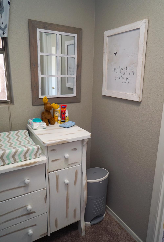 Adventure Nursery - Changing Room