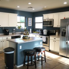 Paint Kitchen Cabinets White Ikea Oak How To Tutorial Rise And Renovate After