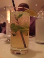 pineapple ginger mint vodka, elderflower and lime