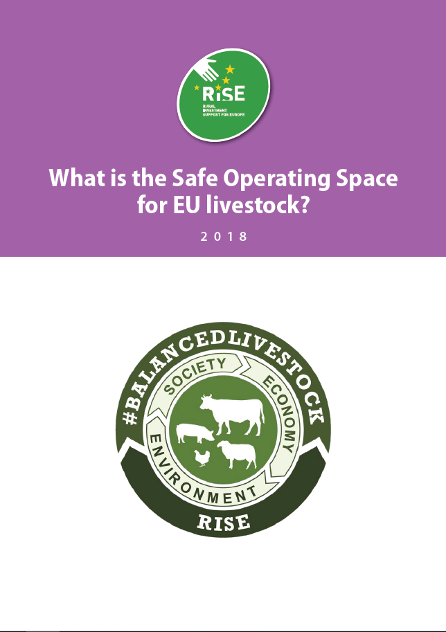 'What is the Safe Operating Space for EU livestock?