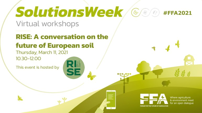 A conversation on EU soils – FFA 2021