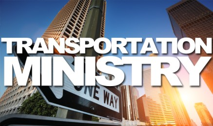 ministries transport page