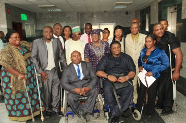 Making a case for Nigerians living with disabilities   Rise Networks