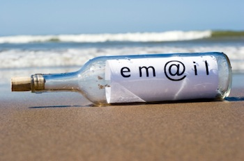 email-bottle