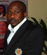 Eniola Fayose of O'Naphtali receiving award