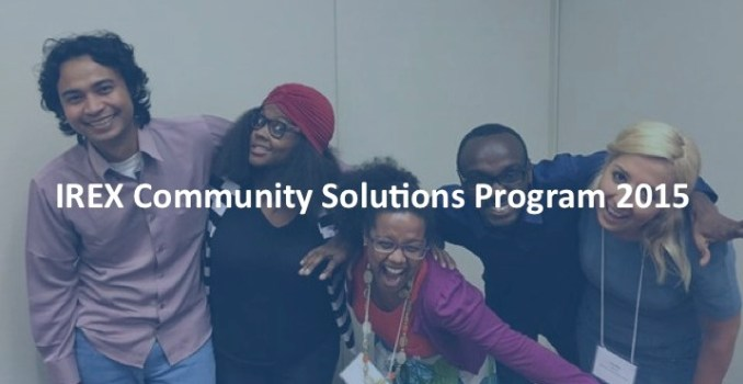 IREX-Community-Solutions