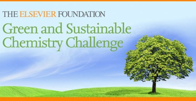 Elsevier-Foundation-Green-and-Sustainable-Chemistry-Challenge-1024x512