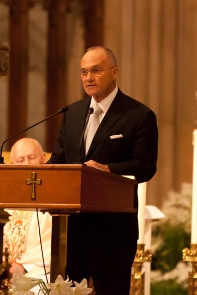 Bill Gallo funeral mass