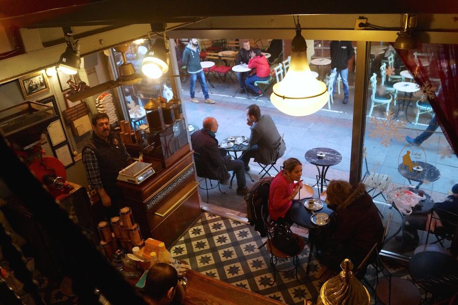 """""""Coffee Shop, Kadakoy, Istanbul"""""""