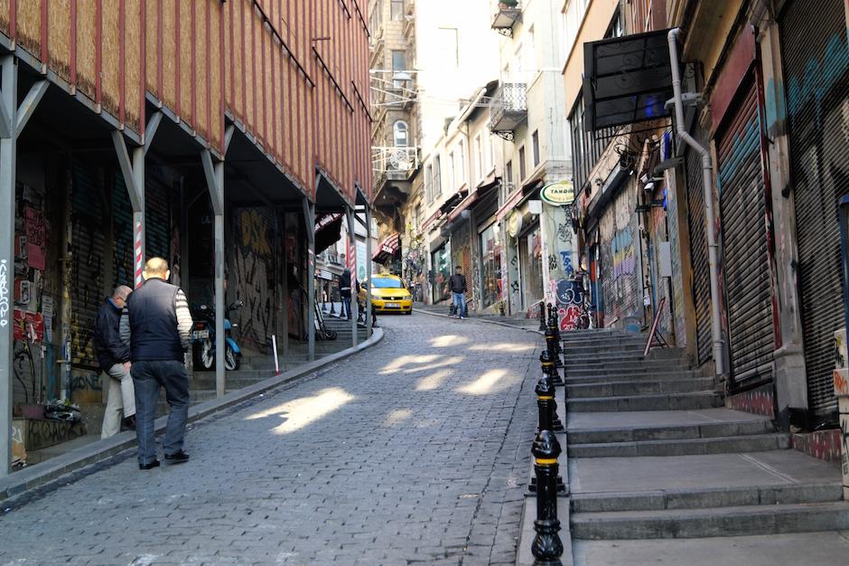Galata Quarter, Istanbul