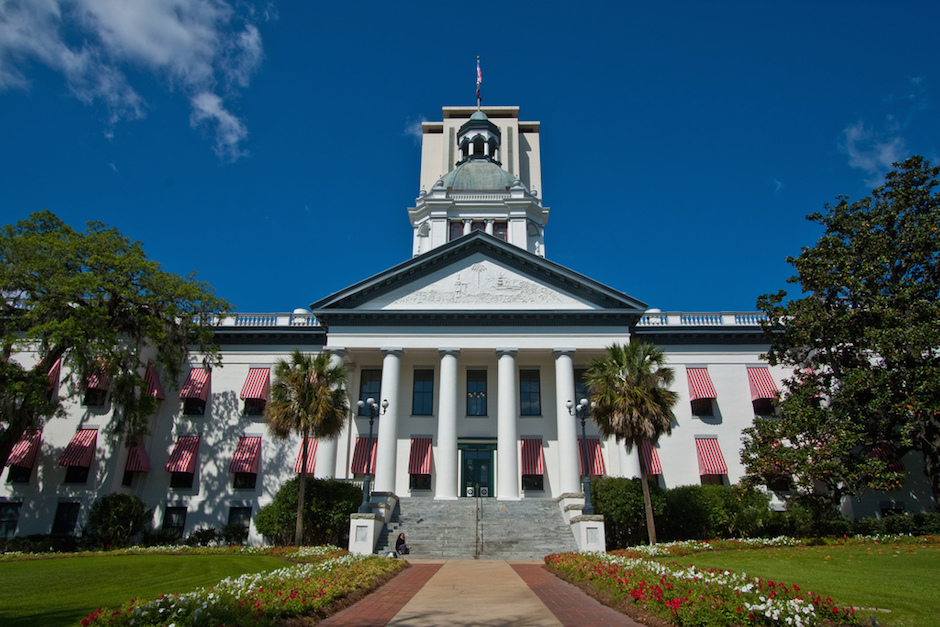 Florida state capital complex. Photo Credit: Kristopher Volkman/ Flickr (CC By 2.0)