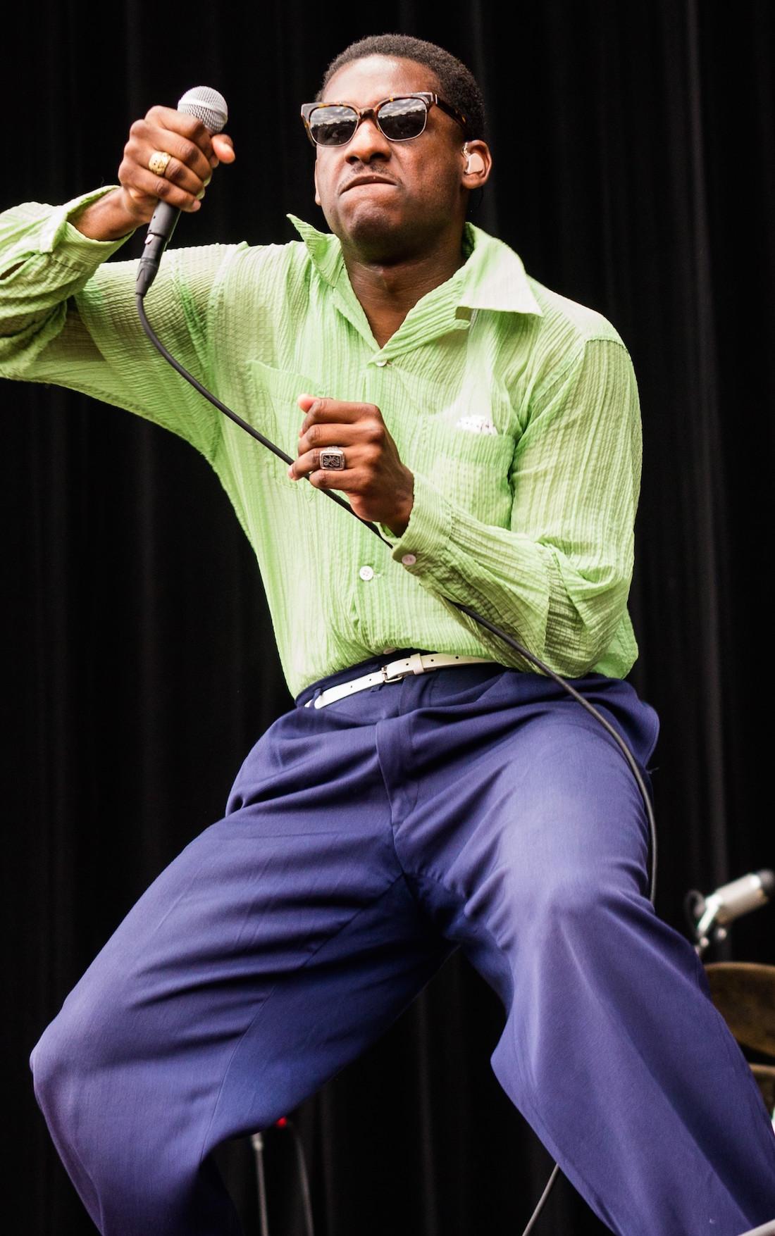 Leon Bridges. Photo Credit: Kinsey Haynes