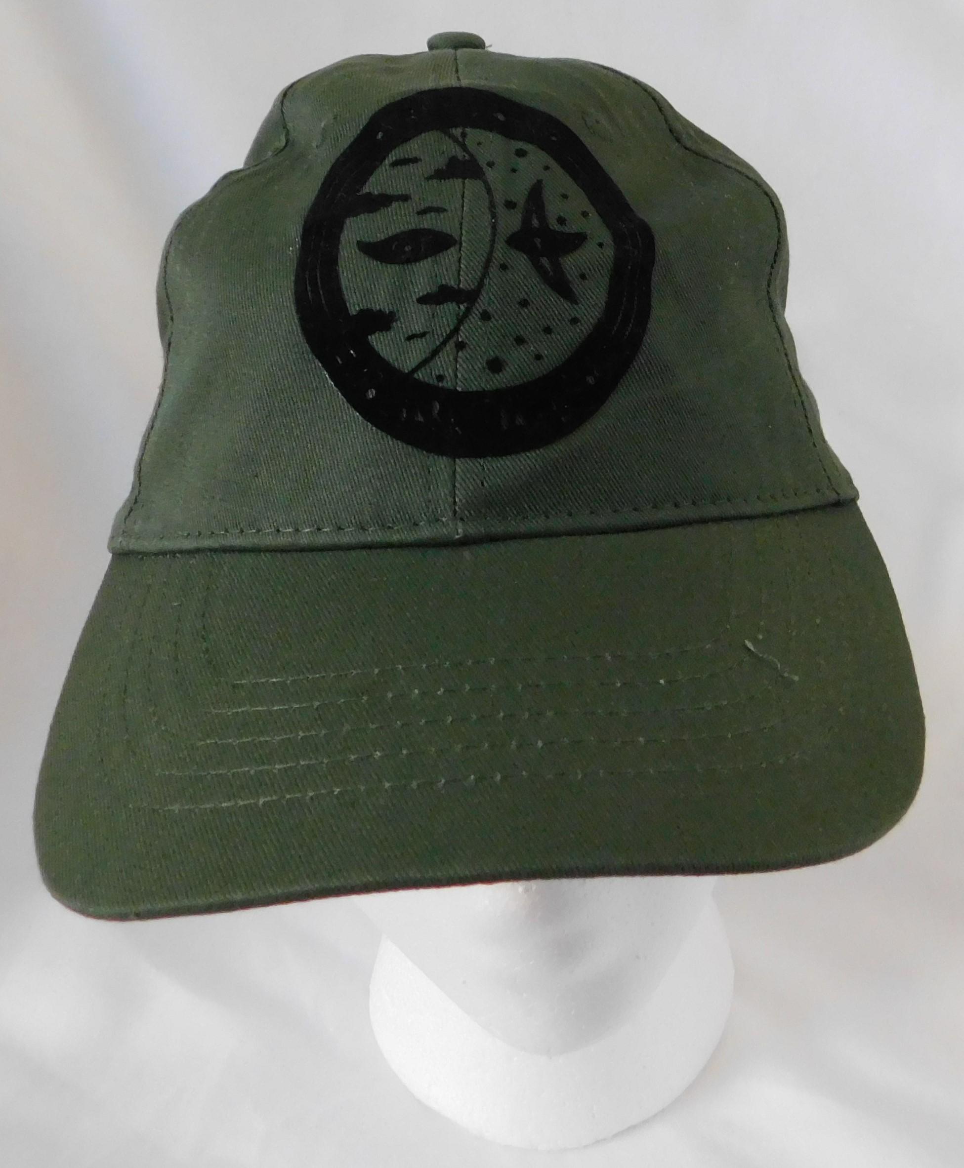 Green Hat Black Logo — Rise of Dark Dawn 9c04a6614f9