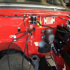1955 Chevy Starter Wiring Diagram 1967 Vw Beetle 1500 Ford Thunderbird Engine | Get Free Image About