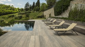 Porcelain Planks Vancouver - Completed Porcelain Paving Project