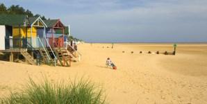 Holkham Beach & Nature Reserve, England