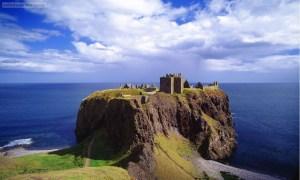 Aberdeen Coast, Scotland