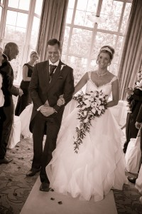 wedding at cumbria grand hotel - Lake District