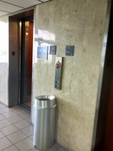 elevators Coral Gables Miami 747 Ponce de Leon Blvd class B medical office building