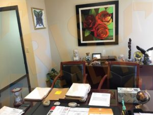 Coral Gables Miami furnished doctor's office for sale at 747 Ponce de Leon Blvd suite 501 by Rise Realty